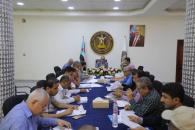 الأمانة العامة تستعرض تقرير المشهد السياسي وأداء دائرة الدراسات والبحوث