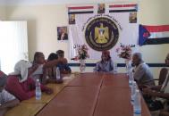 تنفيذية جردان بشبوة تؤكد على أهمية تكامل الجهود لتعزيز دور المجلس في المديرية