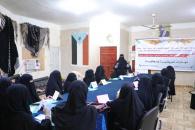 لجنة المرأة والطفل بالجمعية الوطنية تختتم دورة المهارات التمريضية والإسعافية في المهرة
