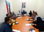 تنفيذية انتقالي الشيخ عثمان تعقد اجتماعها الدوري لشهر أكتوبر