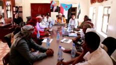 تنفيذية انتقالي سقطرى تعقد اجتماعها الدوري لشهر أكتوبر