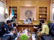 الرئيس الزُبيدي يطّلع على أوضاع جزيرة عبدالكوري