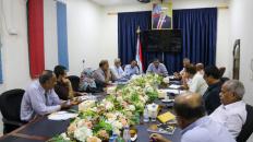 اللجنة الاقتصادية العليا تعقد اجتماعا استثنائيا وتناقش عددا من القضايا الاقتصادية على الساحة الجنوبية